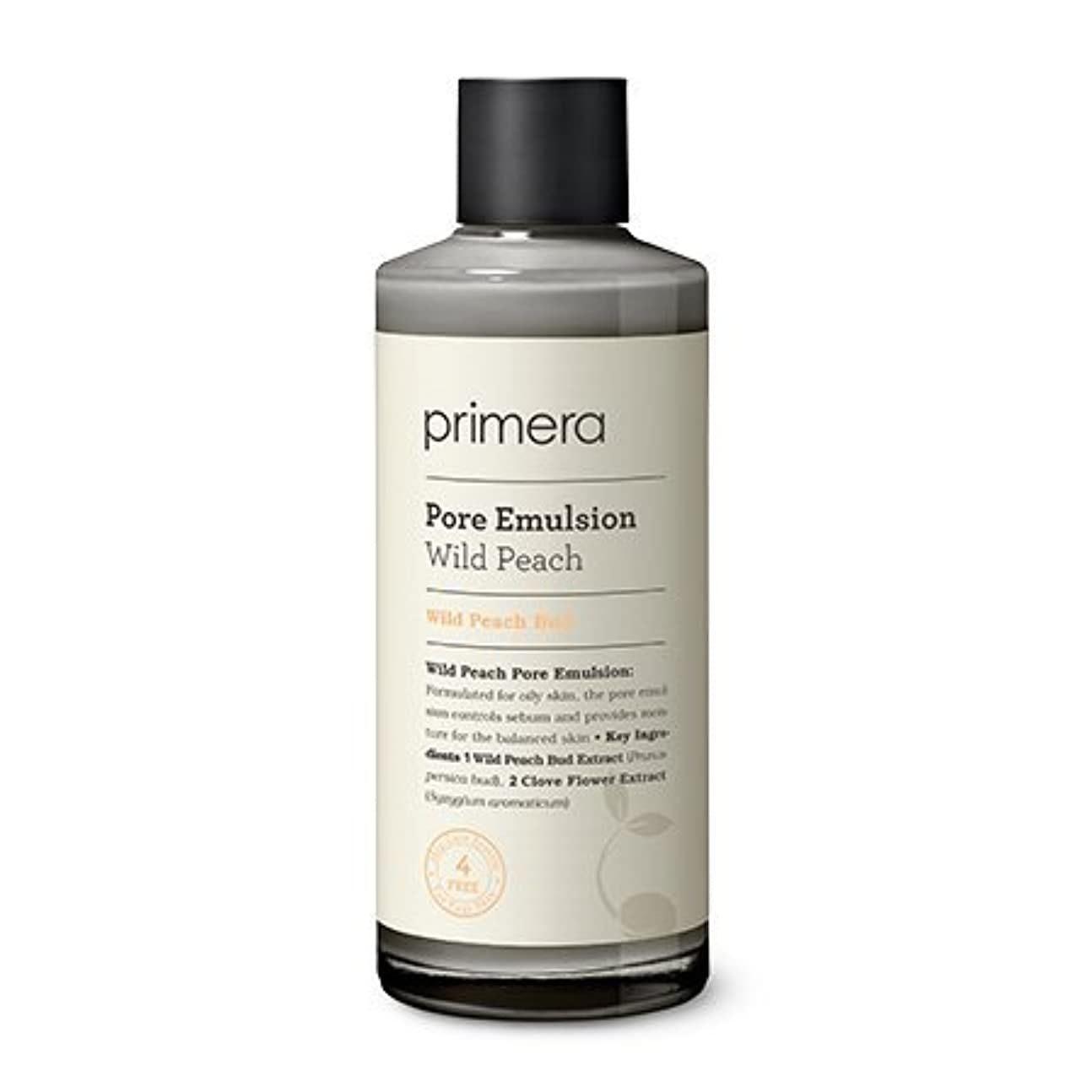 内訳クレタミトン【Primera】Wild Peach Pore Emulsion - 150ml (韓国直送品) (SHOPPINGINSTAGRAM)