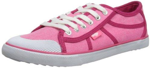 Rocket Dog Amaya, Baskets Mode Femme - Rose (Sidewalk Chalk Pink), 36 EU