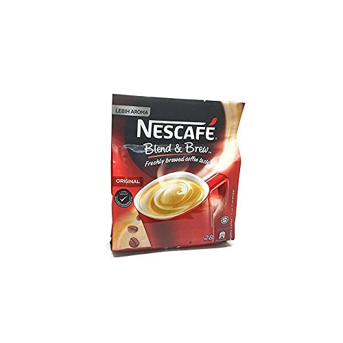2 PACK - Nescafe Blend & Brew 3 in 1 Original 56 Sticks total