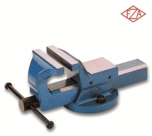 Kiesel Werkzeuge FZA-Parallel-Schraubstock Mondial 125 mm, MO/R. 125