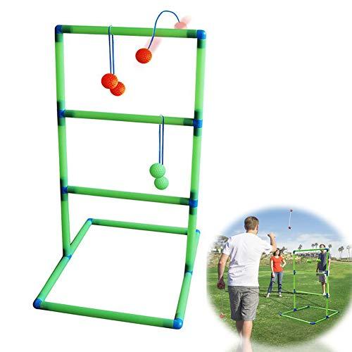 WYLDDP Enfants Jeux Golf, Golf Throwing Jeu, Sport Jouet...