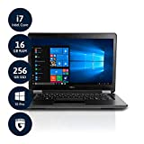 "Dell Latitude E7450 Ultrabook | 1 J. Garantie | 35.6cm (14"") Full HD 