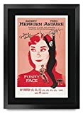 HWC Trading FR A3 Funny Face Audrey Hepburn Fred Astaire