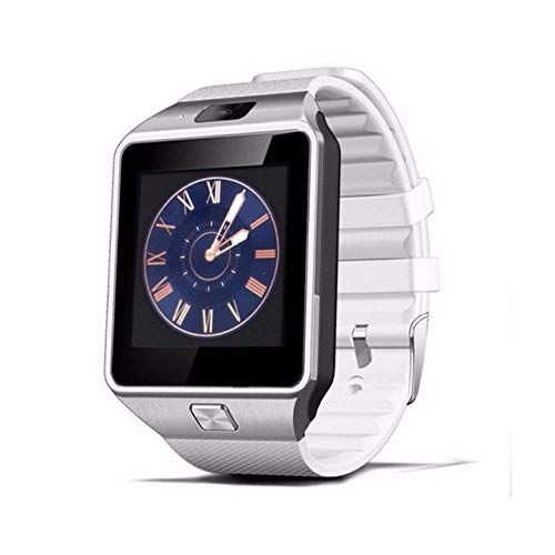 SSXZ Reloj Inteligente Reloj Inteligente Reloj Inteligente Bluetooth Reloj Relogio Llamada de teléfono Android Cámara SIM TF para iOS Apple iPhone Samsung H DZ09bai