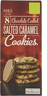 Marks & Spencer/M & S Chocolate Coated Salted Caramel Cookies