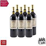 Primo Palatum Madiran Classica Rouge 1998 - Vin AOC Rouge du Sud-Ouest - Cépage Tannat - Lot de 6x75cl - 4 étoiles La Revue du Vin de France