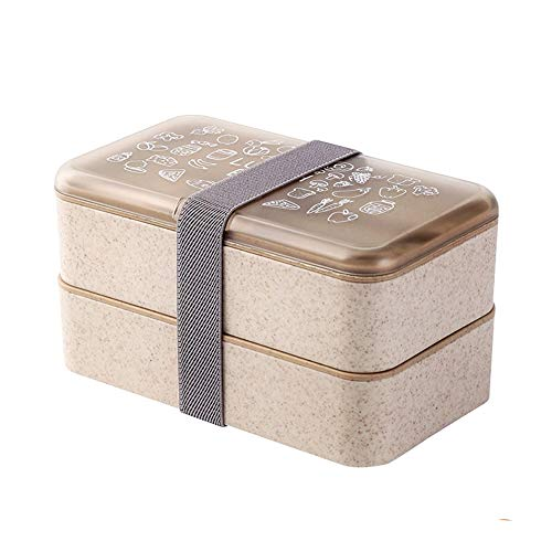 2. Yalucky Fiambrera Bento Box