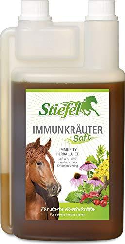 Stiefel Immunkräutersaft 1ltr.
