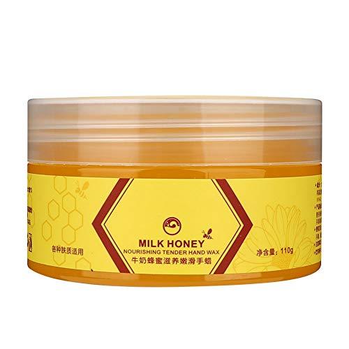 Handwas masker, reparatie handmasker, huidverzorging voor het verwijderen van dode eelt huidmasker, bleken 110g