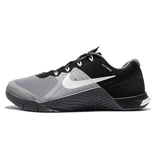 Nike Metcon 2 Sz 11 Womens Cross Training Shoes Grey New In Box
