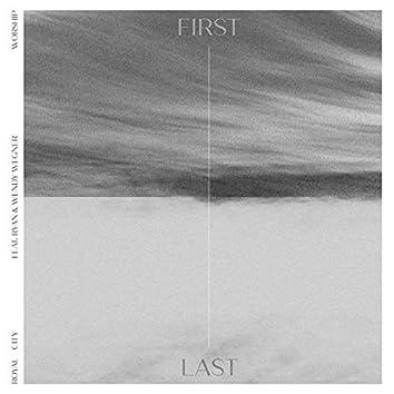 First & Last (feat. Wendy Wegner & Ryan Wegner)