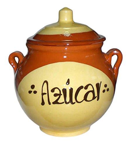 fenix - Azucarero Bicolor Barro 12x11
