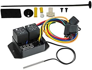Davies Craig Digital Thermatic Fan Switch Kit