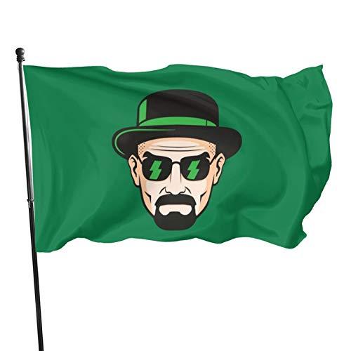 N/F Heisenberg 2 Flaggen Banner Fahnen Fahnen Banner