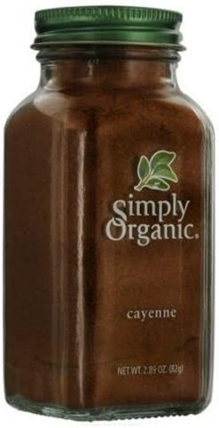 Simply Organic Btl Cayenne Org Pppr Spasm Soldering price