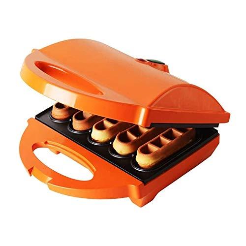 YFGQBCP Wafleras planchas eléctricas Waffles sandwichera máquina, cacerola antiadherente de la torta...