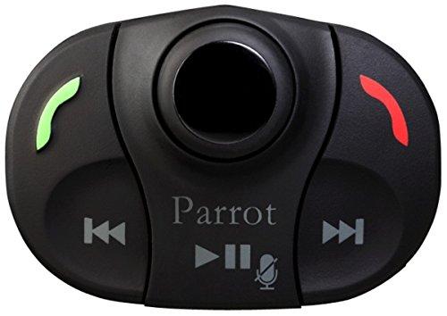 Parrot MKi9000 TTS Zone M1 - Kit de Manos Libres para Coche (Bluetooth v2.0 con EDR, micrófono Doble, USB)