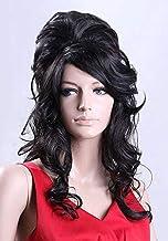 Struts Fancy Dress Alveare Amy Winehouse Stile Rehab Babe Parrucca