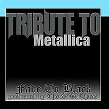 Tribute To Metallica: Fade To Black