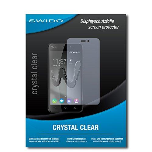 2 x SWIDO® Protector de pantalla Wiko Freddy Protectores de pantalla de película