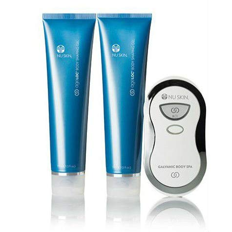 Nuskin ageLOC Galvanic - Body Spa Kit