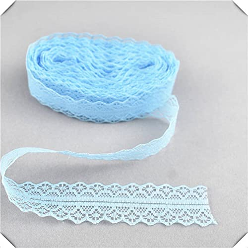 SELCRAFT 10yard African lace Fabric Lace White Ribbon All Al sold out. stores are sold Width Tape