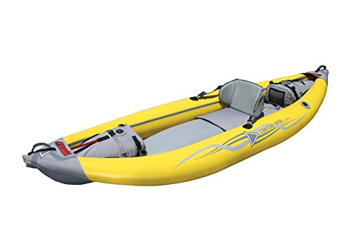 Advanced Elements StraitEdge Kayak, Unisex Adulto, Yellow, Talla única
