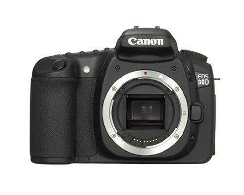Canon EOS 30D - Cámara Réflex Digital 8.2 MP (Cuerpo)