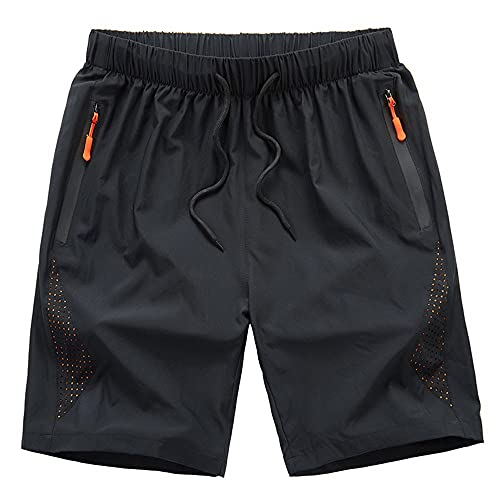 N\P Herren Cargo Shorts Sommer Mann...