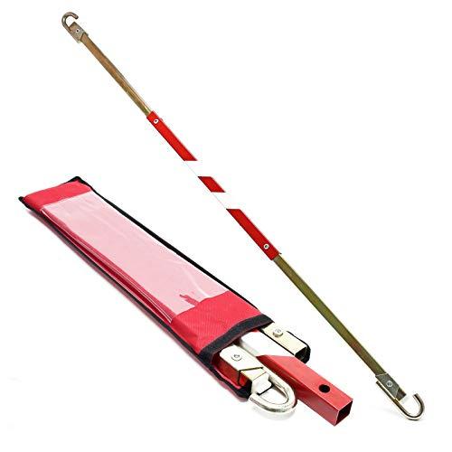 Abschleppstange 180 cm bis 2,5T Abschleppseil Abschlepphilfe Abschleppsystem Schleppstange