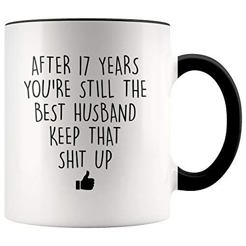 17 Year Anniversary Coffee Mug