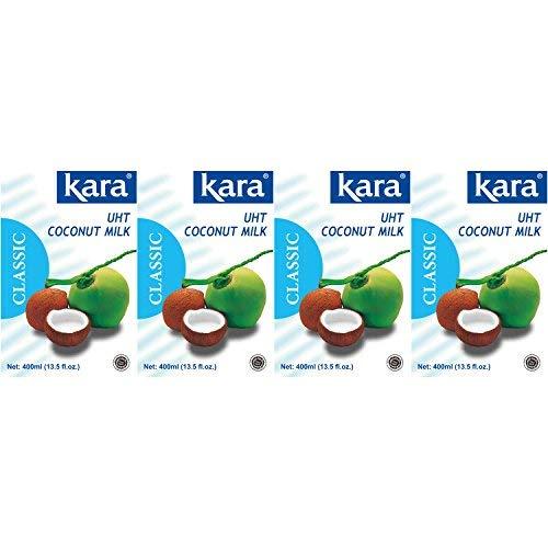 カラ クラシック ココナッツミルク ブリック 400ml×4個【入り数2】