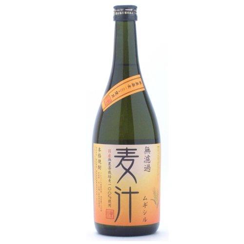 豊永酒造 麦汁 25度 720ml 1本