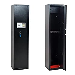 Homegear 5 rifle electronic gun safe