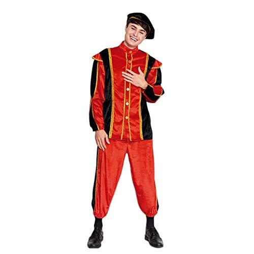 Disfraz Trovador Medieval Hombre (Talla L) (+ Tallas) Carnaval historicos