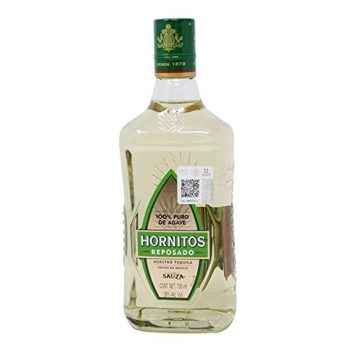 Tequila Hornitos Black Barrel marca Hornitos