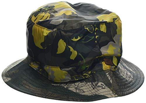 Camel Active Womenswear 301400 Gorro Estilo Pescador, Verde (Khaki Printed 32), Medium...