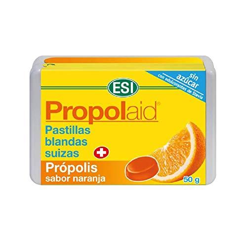 IJSALUT - Caram. Propoleo Naranja Blando Trepat-Diet 50Gr