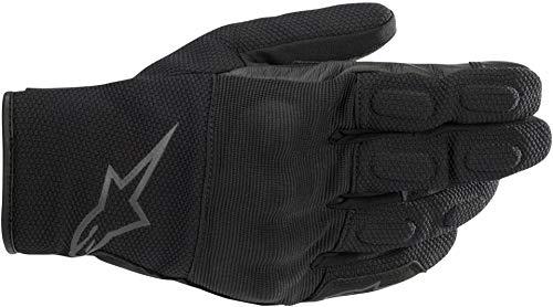 Alpinestars S Max Drystar Gloves - Guanti da moto Alpinestars, colore: nero antracite, nero/antracite, XL