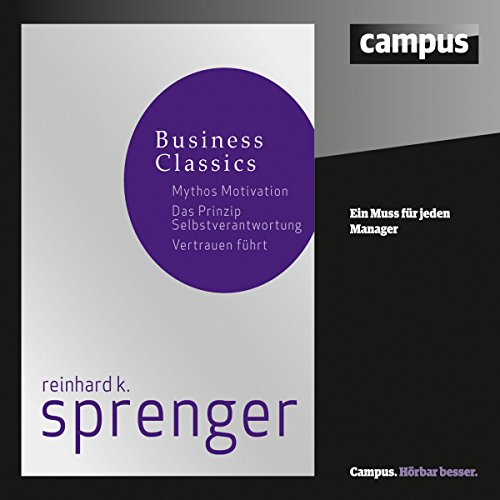 Business Classics audiobook cover art