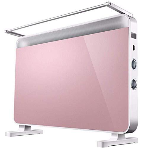 XHHWZB Hogar Calentadores de pared eléctrico de calefacción Colgando silenciosa a prueba...