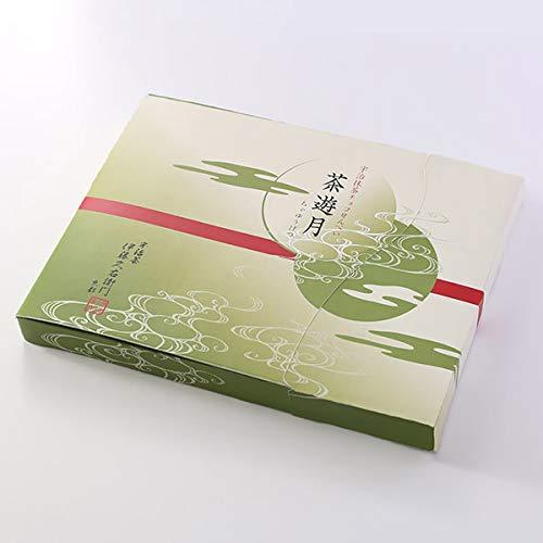 伊藤久右衛門 宇治抹茶チョコレート せんべい 茶遊月5枚入り