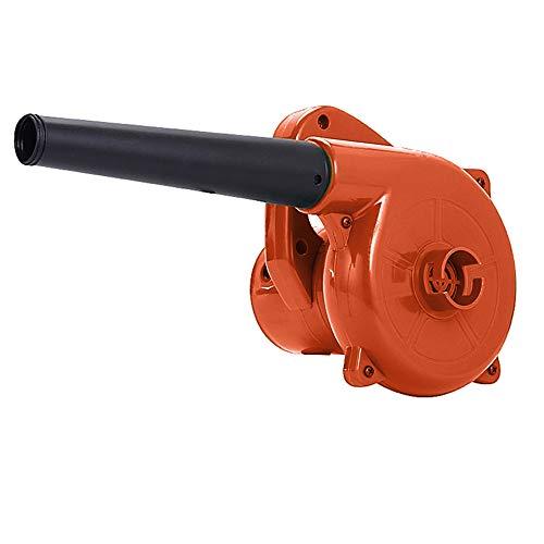 SIRUL 1000W Elektro Laubsauger, Laubbläser, 16000 U/min Staubblatt-Staubsauger, Einhand, leicht, kann als Staubsauger verwendet Werden, Haushalts-Industrie-Kleingebläse