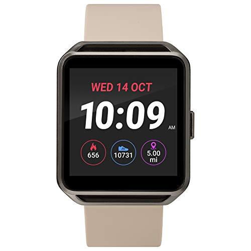 Timex Unisex-Erwachsene Digital Smartwatch Uhr mit Harz Armband TW5M31800
