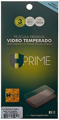 Película 9H para Asus Zenfone 5 Selfie/Selfie Pro Zc600Kl (Lite), Hprime, Vidro Temperado, Transparente