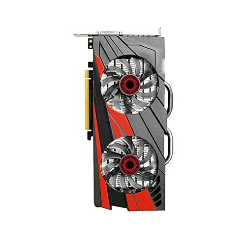 Newwiee Tarjeta gráfica GTX 960 4GB 1050 TI 750 TI 2GB 4GB 1660 3GB 1060 Tarjetas de Video GPU Fit for ASUS(Color:GTX 960 4GB)