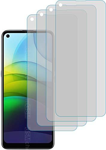4ProTec I 4X Schutzfolie KLAR passexakt für Lenovo Lemon K12 Pro - Displayschutzfolie Schutzhülle