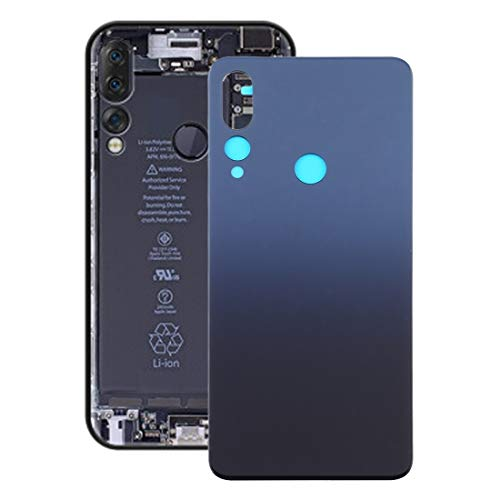 leluckly1 Replacemen teasy to install Replace Battery Back Cover for Lenovo Z5S / L78071 (Color : Blue)