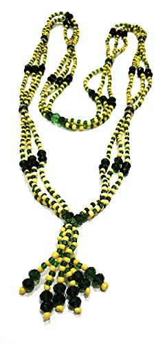 Orula-Orumilla Collar-Mazo y Idde-Ilde de Gala (Santeria Yoruba Mazos Necklace and Bracelet for Babalawos)