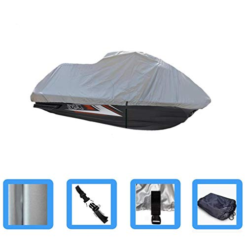 for Yamaha Jet Ski Wave Raider 700 / RA700 1994-1997 Jetski Cover 2 Seat 210 Denier Storage Cover